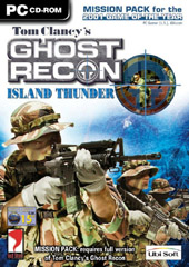 Tom Clancy's Ghost Recon: Island Thunder for PC Games