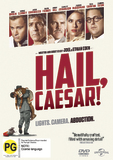 Hail Caesar! on DVD, UV