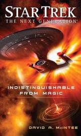 Indistinguishable from Magic by David A. McIntee