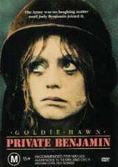 Private Benjamin on DVD