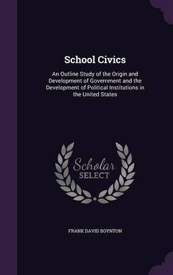 School Civics by Frank David Boynton image