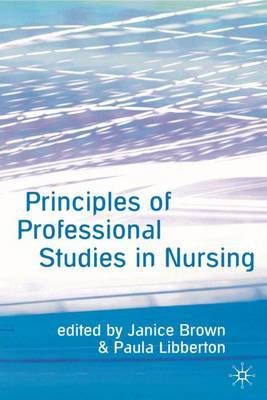 Principles of Professional Studies in Nursing image