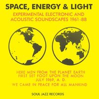 Space, Energy & Light (3LP) by Various