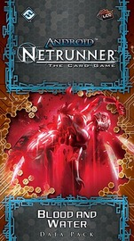 Netrunner: Blood and Water- Data Pack