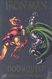 Iron Man: Doomquest by David Michelinie image