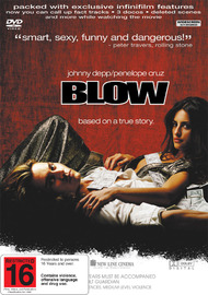 Blow on DVD image