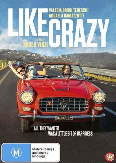 Like Crazy on DVD image