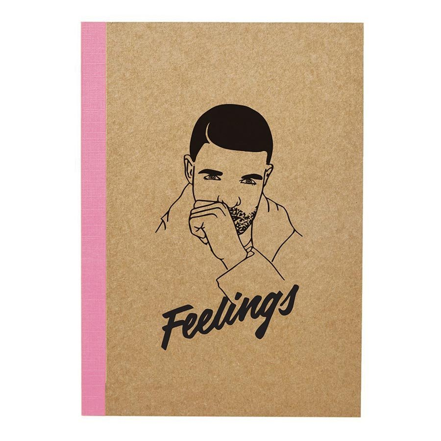 Famous Flames Journal - Drizzy image