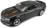 Maisto: 1:18 Die-Cast Vehicle - 2017 Chevrolet Camaro