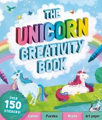 The Unicorn Creativity Book by Emily Stead