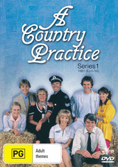 Country Practice, A: Series 1 (4 Disc) on DVD