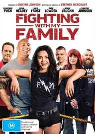 Fighting With My Family on DVD