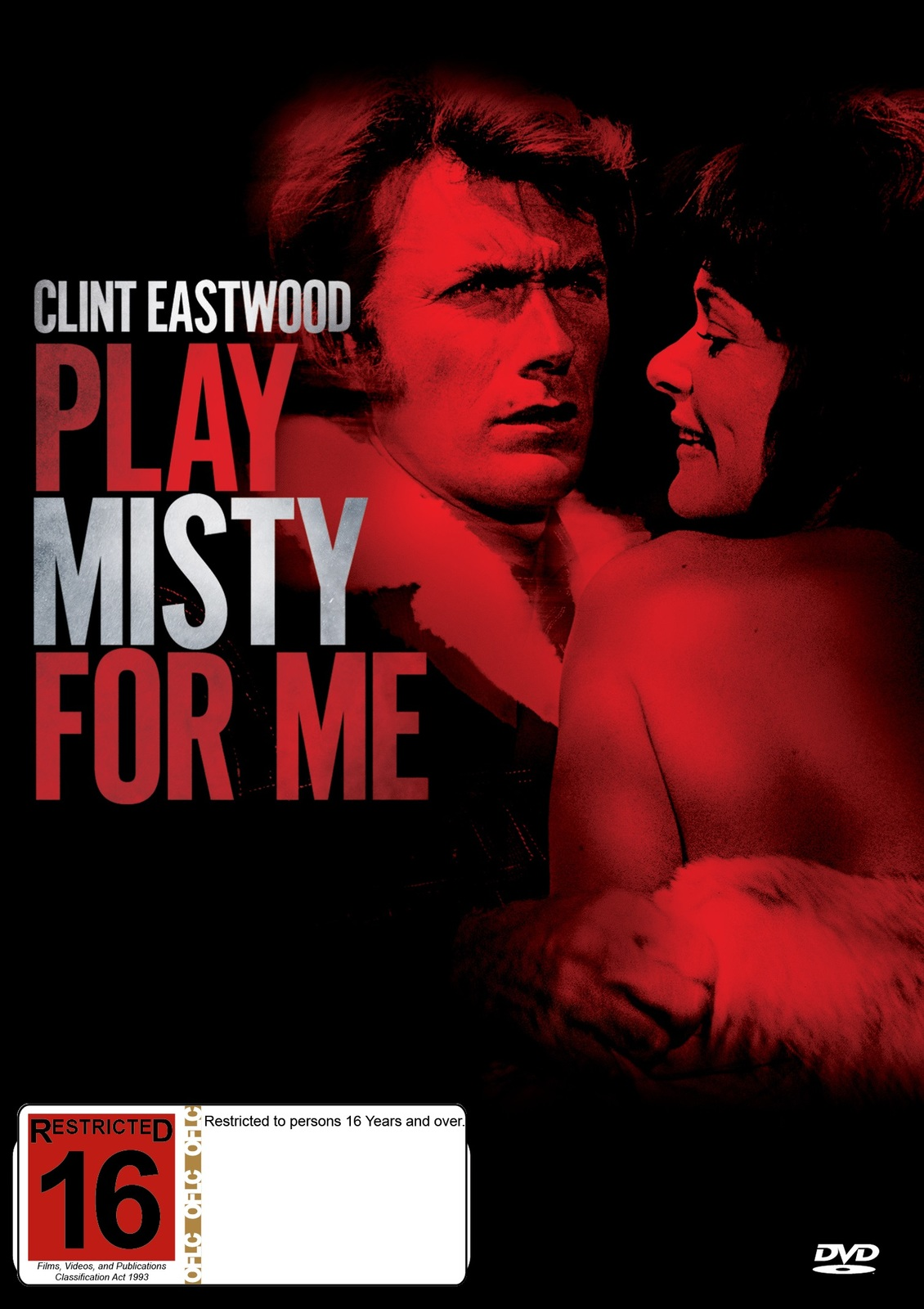 Play Misty For Me on DVD image