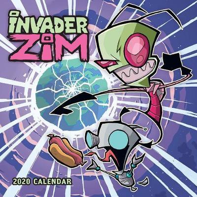 Invader Zim 2020 Wall Calendar by Nickelodeon
