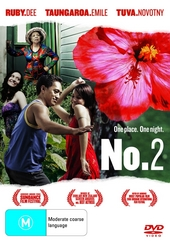 No. 2 on DVD
