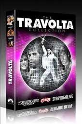 Travolta Collection, The (Grease / Saturday Night Fever / Stayin Alive)  (3 Disc) on DVD