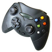 Joytech Neo S Wireless Controller - Black for Xbox