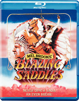 Blazing Saddles - 30th Anniversary Special Edition on Blu-ray