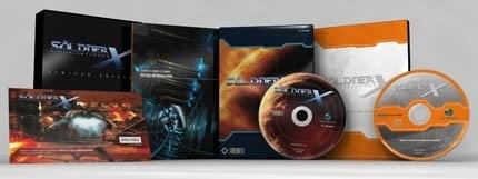 Soldner-X: Himmelssturmer Limited Edition for PC Games