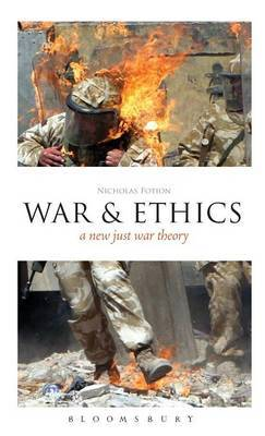 War and Ethics by Nicholas Fotion image