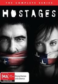 Hostages - Season 1 on DVD