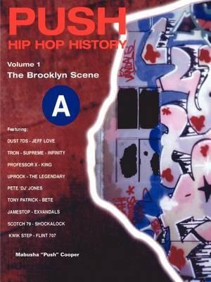 Push Hip Hop History by Mabusha Cooper image
