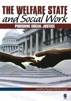 The Welfare State and Social Work by Josefina Figueira-McDonough image