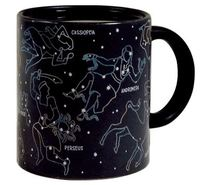 The Unemployed Philosophers Guild Heat Change Mug - Constellation