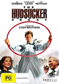 The Hudsucker Proxy on DVD