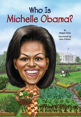 Who Is Michelle Obama? by Megan Stine image