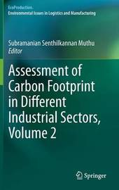 Assessment of Carbon Footprint in Different Industrial Sectors, Volume 2