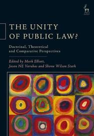 The Unity of Public Law? image
