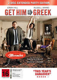 Get Him to the Greek - Special Edition (2 Disc Set) on DVD