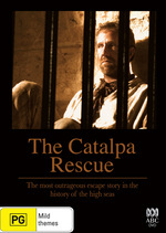 The Catalpa Rescue on DVD