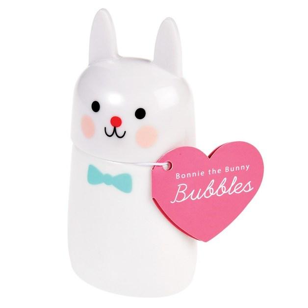 Bonnie The Bunny Bubbles