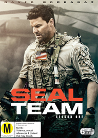 Seal Team: Season 1 on DVD