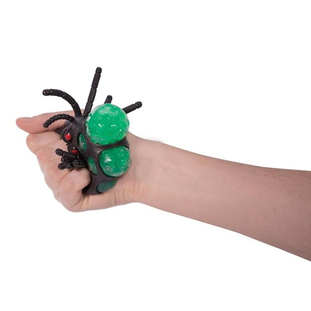 IS Gifts: Squish-A-Spider - Stress Ball (Assorted Designs)