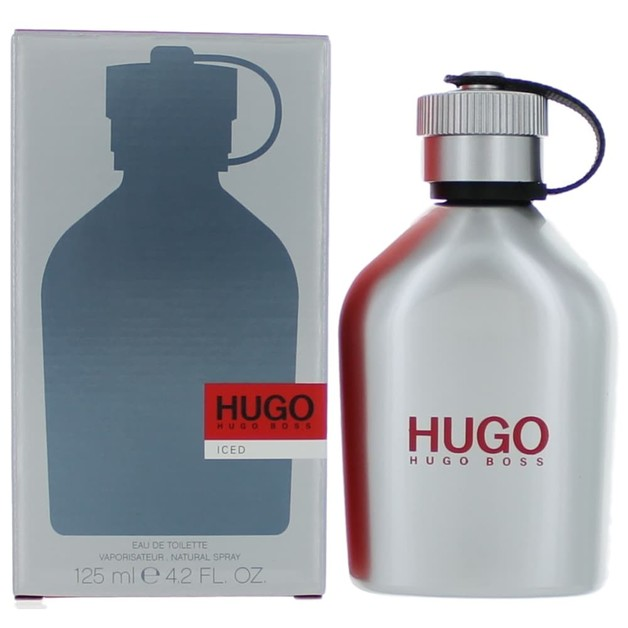 Hugo Boss - Hugo Iced Fragrance (EDT, 125ml)