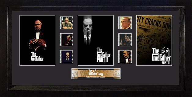 FilmCells: Montage Frame - The Godfather Trilogy (S2)
