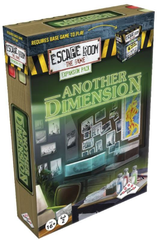 Escape Room: The Game - Another Dimension Expansion image
