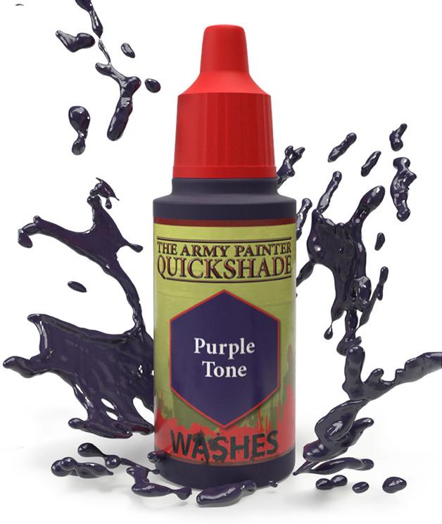 Army Painter: Warpaints - Purple Tone Wash