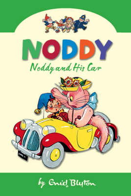 Noddy and His Car by Enid Blyton image