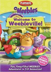 Weebles - Welcome To Weebleville on DVD