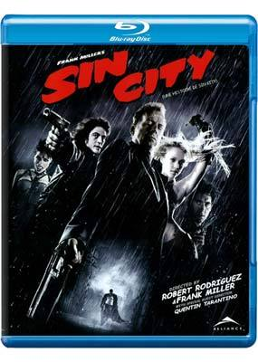 Sin City (2 Disc Set) on Blu-ray