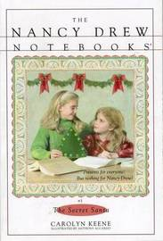 Nancy Drew Notebooks #003: The Secret Santa by Carolyn Keene