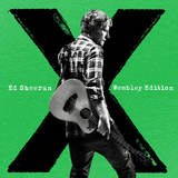 X Wembley Edition (CD/DVD) by Ed Sheeran