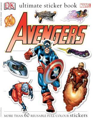 Avengers Ultimate Sticker Book