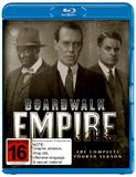 Boardwalk Empire - The Complete Fourth Season on Blu-ray