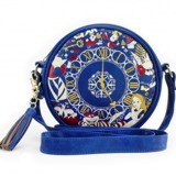 Loungefly Disney Alice Clock Crossbody Bag