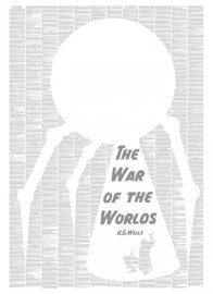 Spineless Classics The War of the Worlds Print (70 x 100cm)